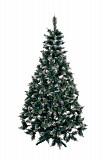 Ялинка штучна Різдвяна з шишкою і калиною блакитна 1,8м Мостиська