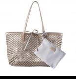 Двухстороння сумка-шопер з косметичкою Кам'янець-Подільський
