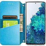 Чехол-книжка Getman Mandala для Samsung A02 A022 Blue (Код товара:18940) Харків