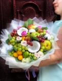 Їстівні букети смачні букети съедобные букеты букети для мусчин Львів