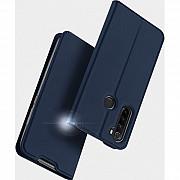 Чехол-книжка Dux Ducis для Xiaomi Redmi Note 8/Note 8 2021 Blue (Код товара:18739) Харків