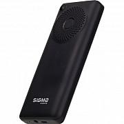 Телефон Sigma mobile X-Style 25 Tone Black (Код товара:19143) Харків