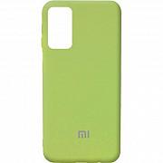 Silicone Case для Xiaomi Redmi Note 10 Pro Mint (Код товара:17916) Харків