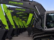 Zoomlion экскаватор ZE65/ZE135/ZE215/ZE360/ZE480 Київ