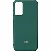 Silicone Case для Xiaomi Redmi Note 10 Pro Pine Green (Код товара:17917) Харків