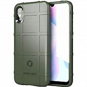 Чехол Anomaly Rugged Shield для Xiaomi Redmi 9A Green (Код товара:19097) Харків