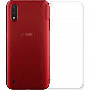 Задняя защитная гидрогелевая пленка DM для Samsung A01 (Код товара:18775) Харків