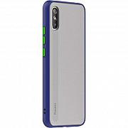 Чехол Anomaly Fresh Line для Xiaomi Redmi 9A Blue (Код товара:19095) Харків