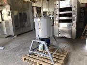 Измельчитель катализатора с цепным механизмом ПЦ-100 Сміла
