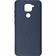 Панель ArmorStandart Icon Case для Xiaomi Redmi Note 9 Dark Blue (Код товара:19005) Харків