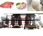 Оборудование для вытопки, плавления и переработки животного жира сырца в пищевой и технический жир Київ