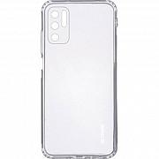 Чехол Getman Clear 1.0 mm для Xiaomi Redmi Note 10 5G/Poco M3 Pro прозрачный (Код товара:17904) Харків