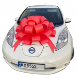 Большой красивый Бант на машину, украшение для авто в подарок Харків
