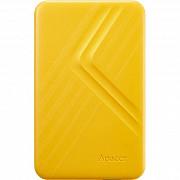 HDD ext 2.5 USB 1.0TB Apacer AC236 Yellow (AP1TBAC236Y-1) (Код товара:18605) Харків