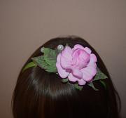 *Handmade* Обруч для волос *Зефирка* Запоріжжя